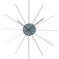 Design wandklok 9596