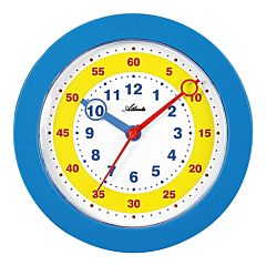 Blauwe kinderklok 4481-5A