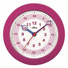 Roze kinderklok 4481-17A