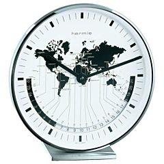 Tafelklok wereldtijd 22843-002100