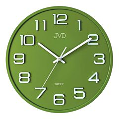 Wandklok groen HX2472-2J