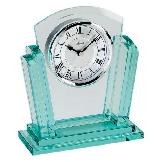 Tafelklok van glas 3084A