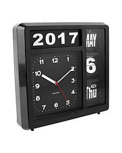 Flip kalenderklok
