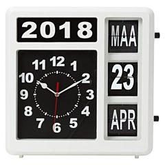 Kalenderklok Nederlandstalig