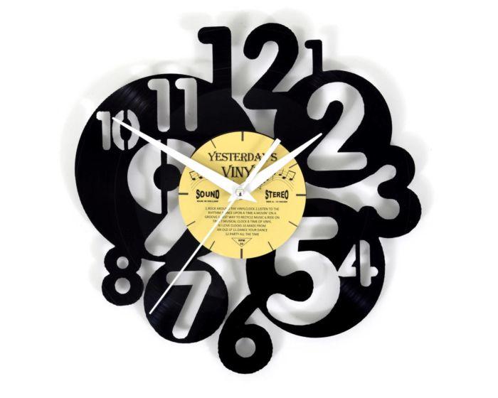 Lp vinyl klok artistieke cijfers 601-3216